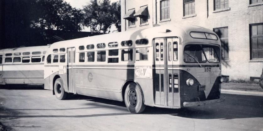 Streetcars & Buses in Downtown H