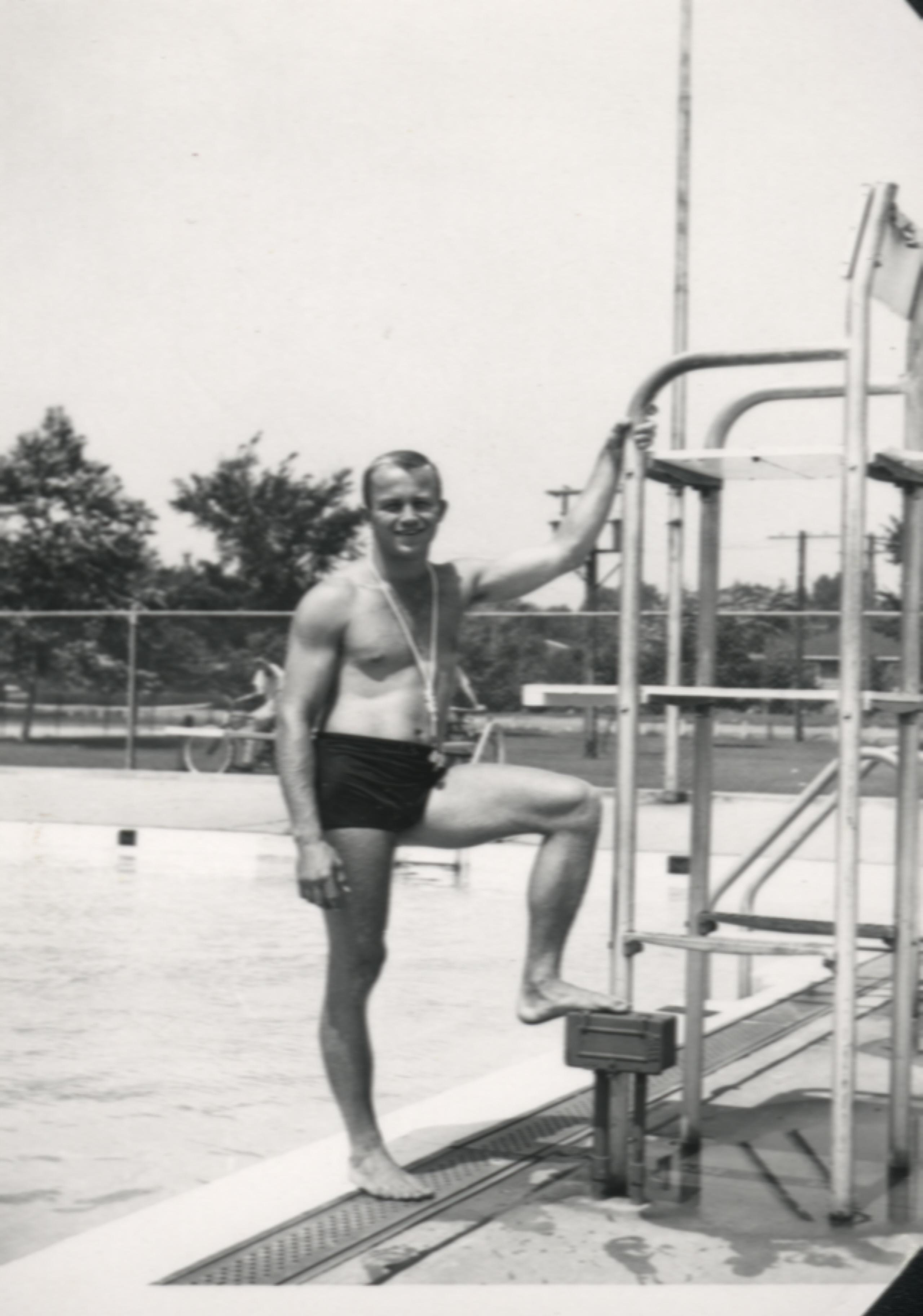 Edison Pool Hammond Indiana